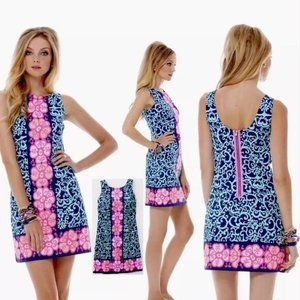 Lilly Pulitzer Fountain Hopping Delia Dress